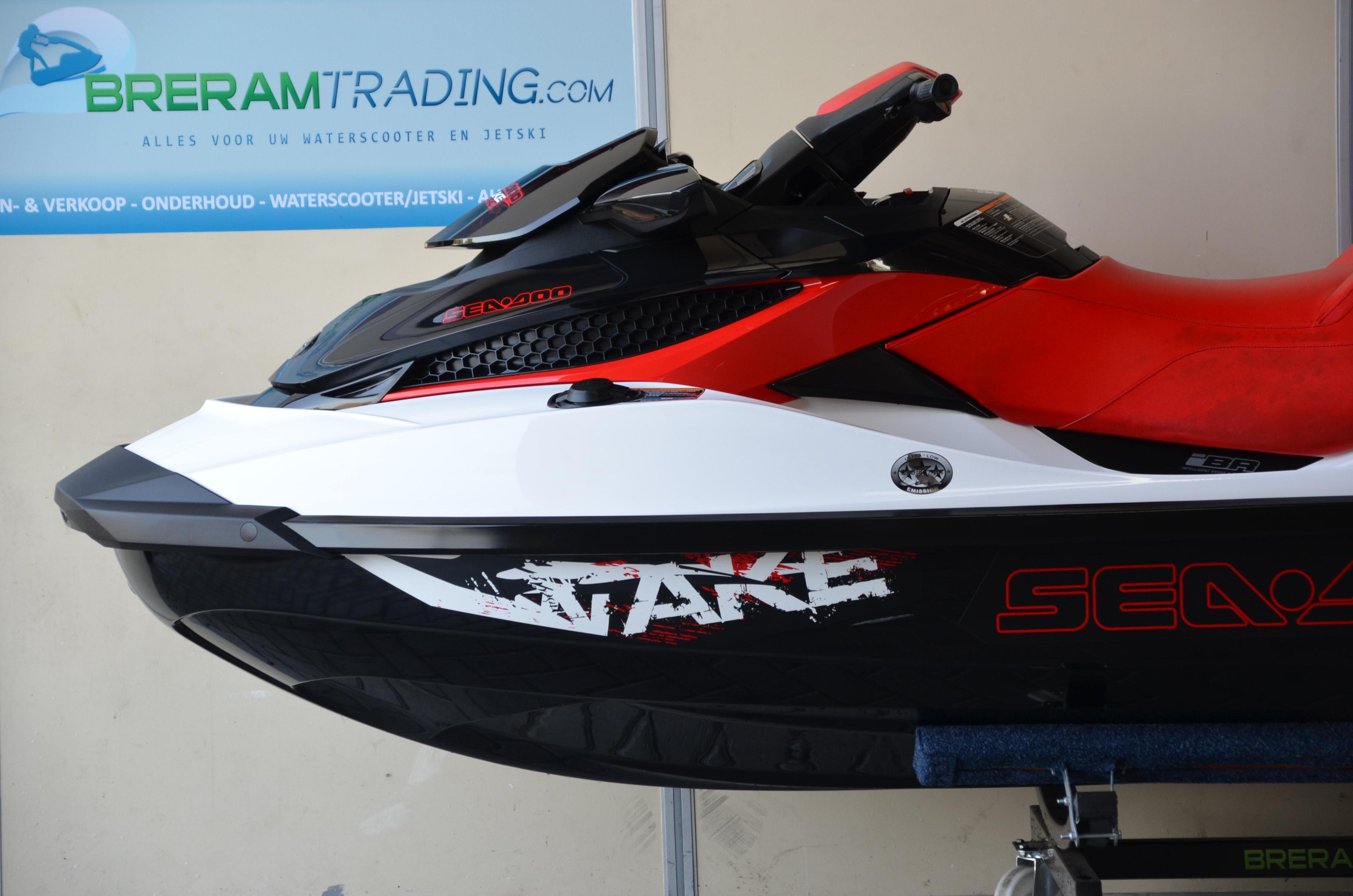 Sea Doo RXT Wake Pro 215pk 2010 89uur