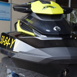 Sea Doo RXT X 260RS 2012 75uur