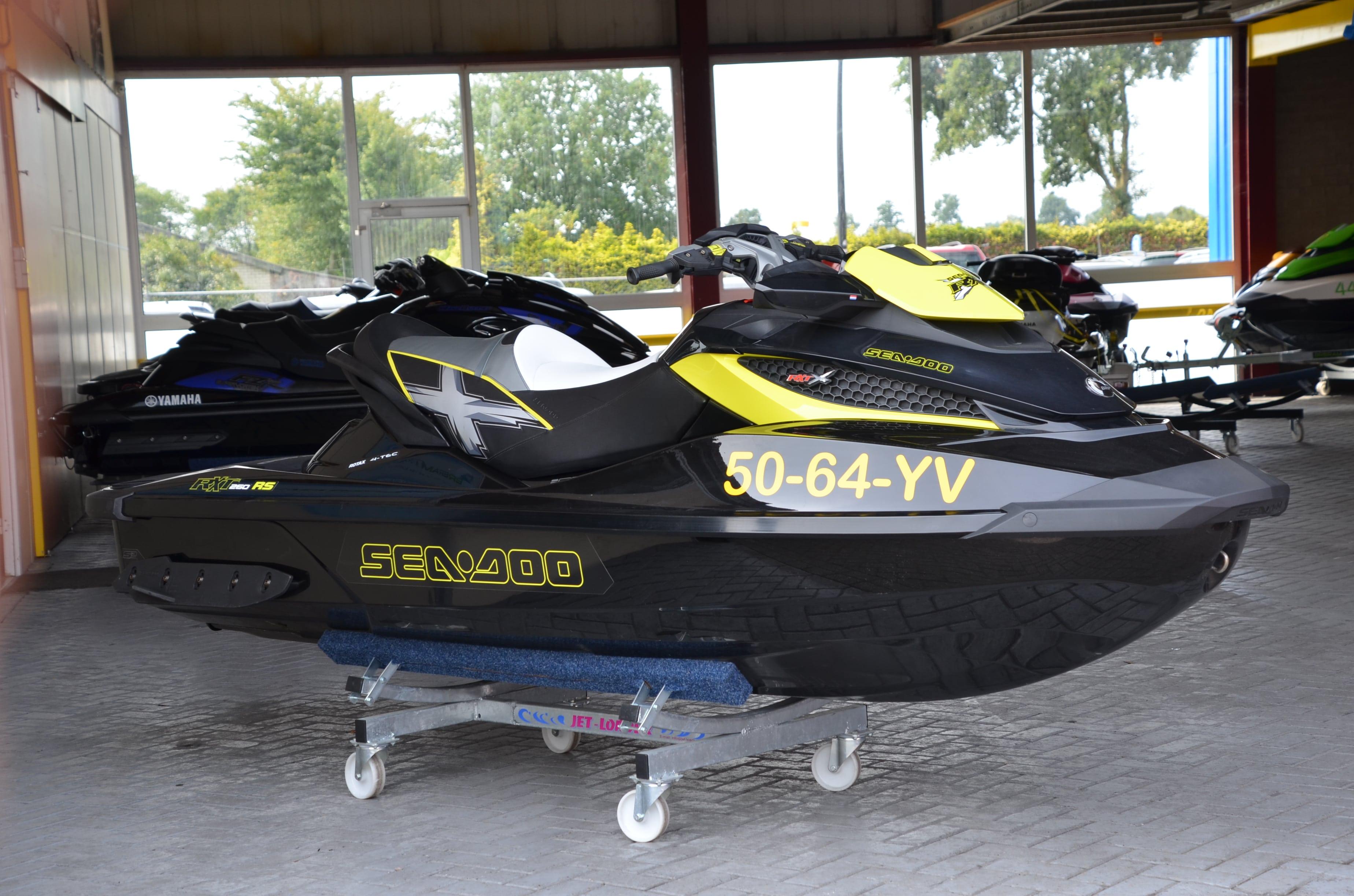 Sea Doo RXT X 260RS 2012 75uur