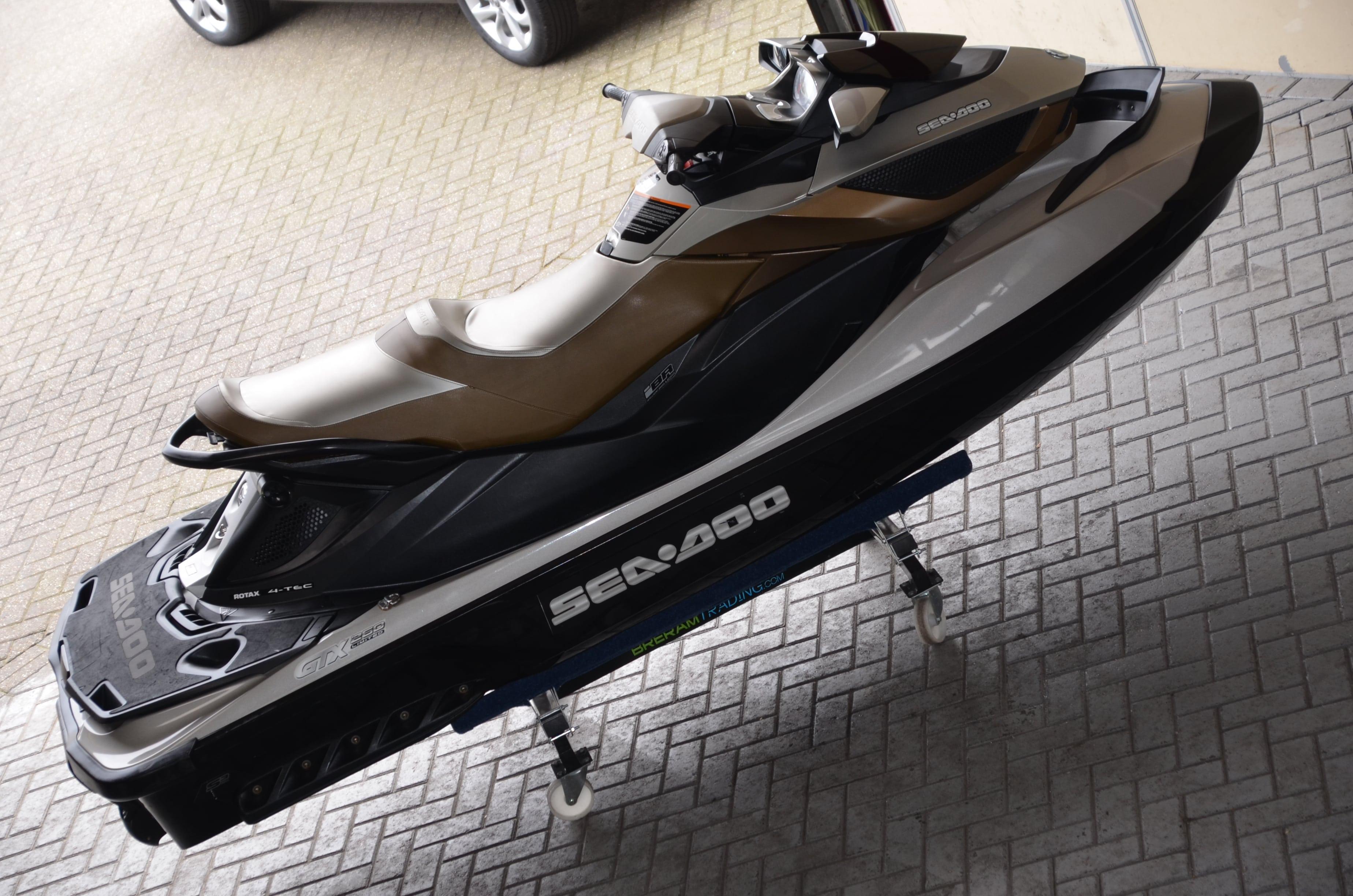Sea Doo GTX LTD IS Geveerd 260pk 2010 99uur